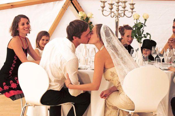 Hochzeit im DOM